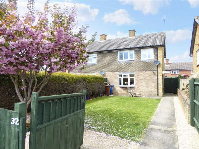 2 Bedrooms Semi Detached House for sale in Margaret Close, Banbury