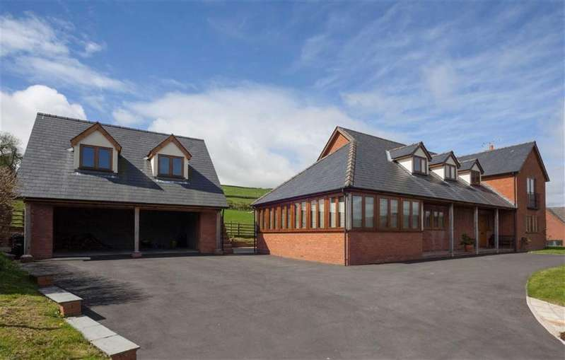 4 Bedrooms House for sale in Presteigne Road, KNIGHTON, Knighton, Powys