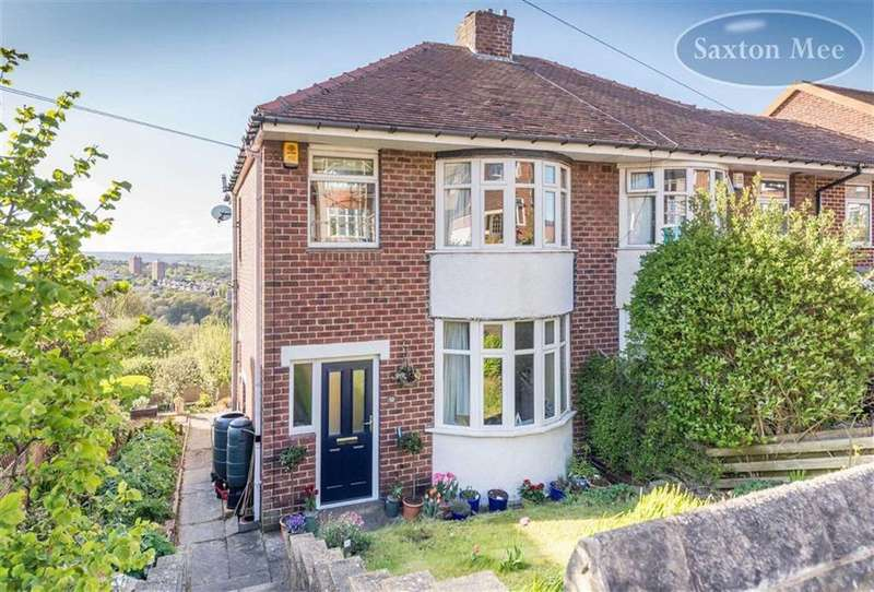3 Bedrooms Semi Detached House for sale in St Anthony Road, Crookes, Sheffield, S10