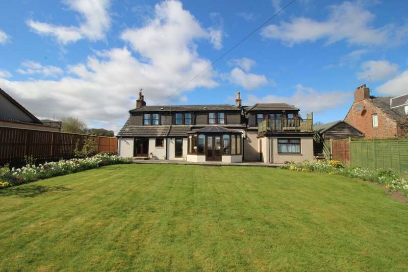 4 Bedrooms Detached House for sale in Hill Street, Strathmiglo, Cupar, KY14