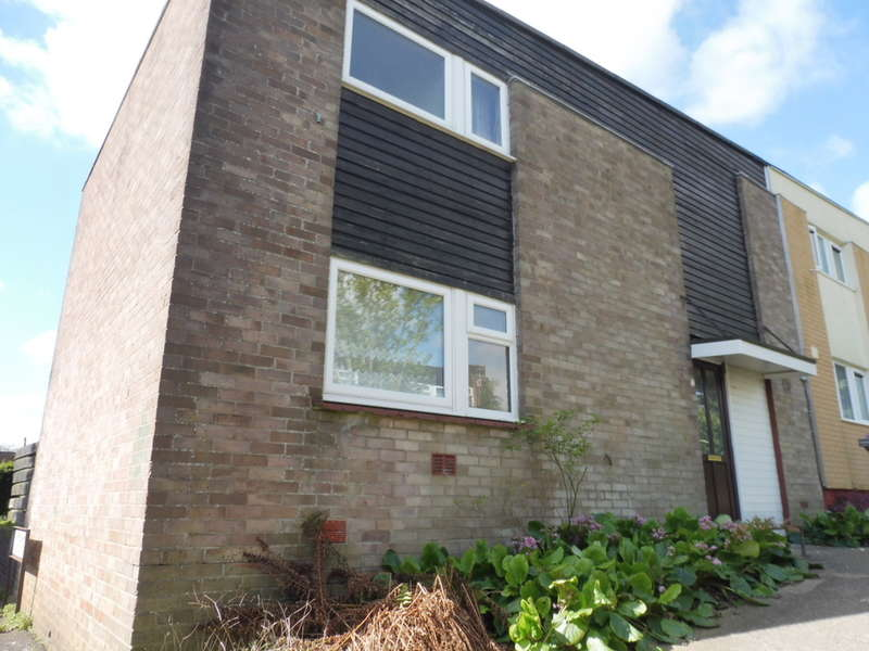 3 Bedrooms End Of Terrace House for sale in Fairhill Walk, Fairwater, Cwmbran