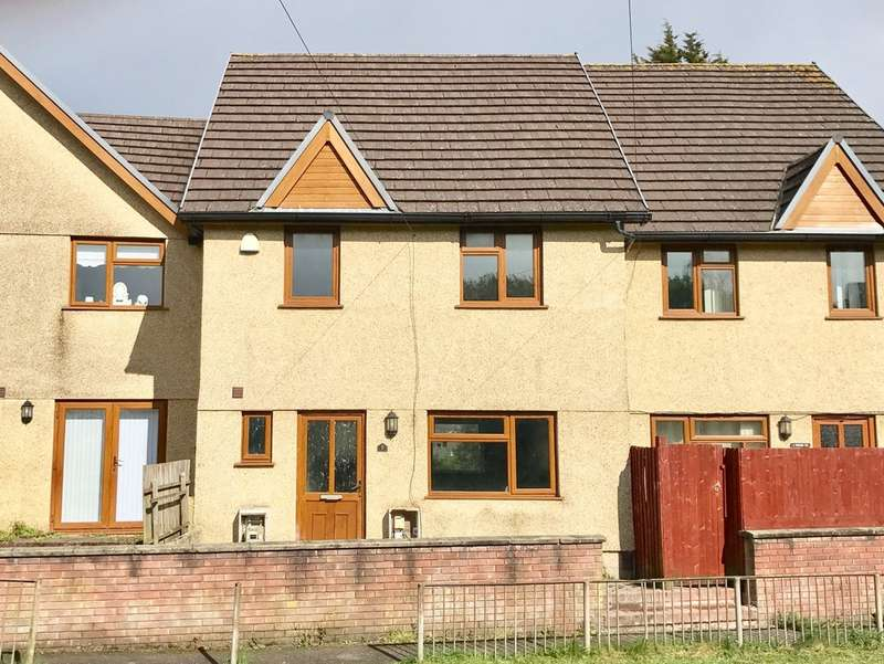 4 Bedrooms Terraced House for sale in Wesley Court, Skewen, Neath