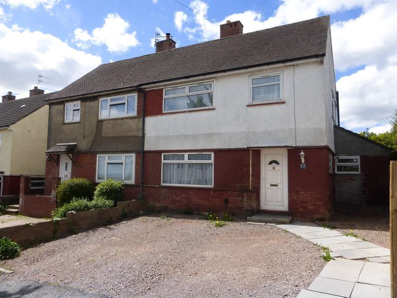 3 Bedrooms Semi Detached House for sale in Colwyn Road, Rumney, Cardiff