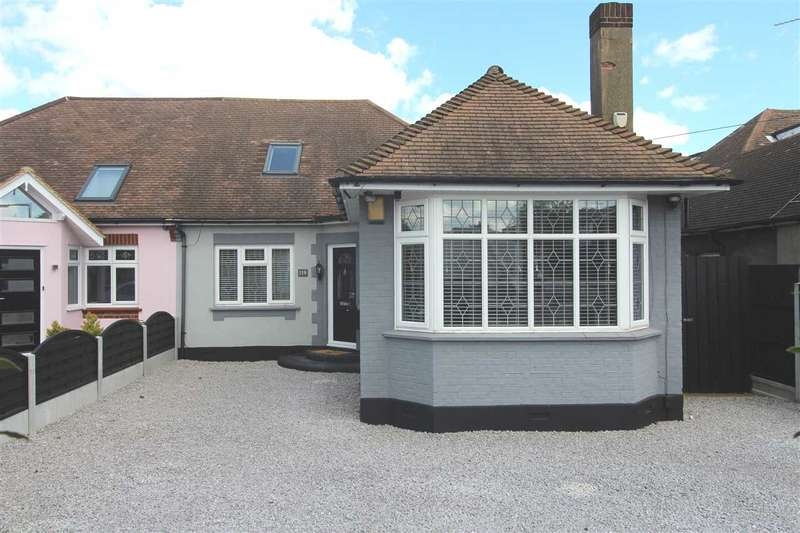 3 Bedrooms Bungalow for sale in Westcliff on Sea