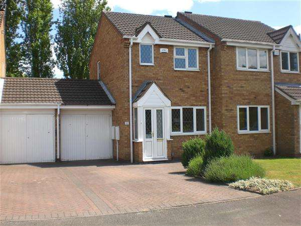 2 Bedrooms Semi Detached House for sale in Oxford Drive, Acocks Green, Birmingham