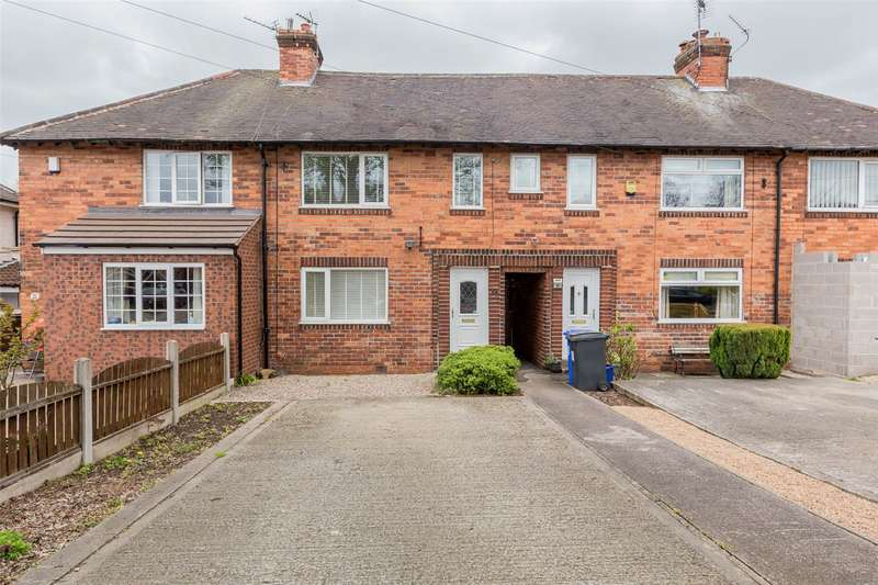 2 Bedrooms Terraced House for sale in Hopefield Avenue, Sheffield, South Yorkshire, S12