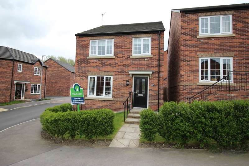 4 Bedrooms Detached House for sale in Windmill Close, BARNSLEY, S70