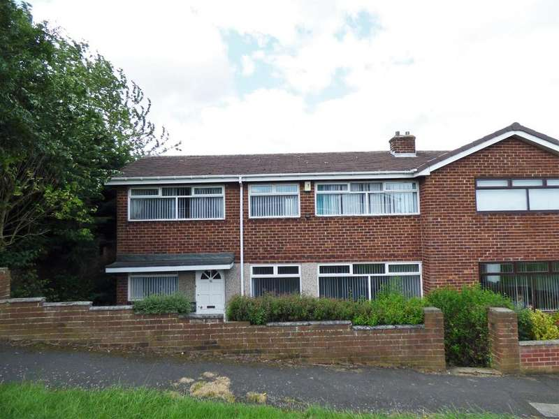 3 Bedrooms Semi Detached House for sale in Houghton Le Spring