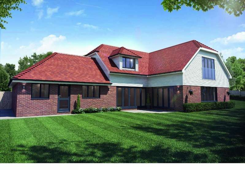 4 Bedrooms Detached House for sale in Conghurst Lane, Hawkhurst