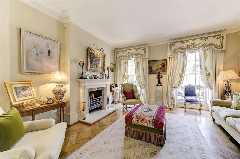 5 Bedrooms Terraced House for sale in Eaton Terrace, London