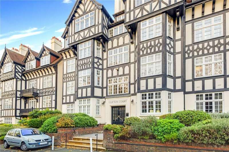 2 Bedrooms Flat for sale in Clifton Court, Northwick Terrace, St John's Wood, London, NW8