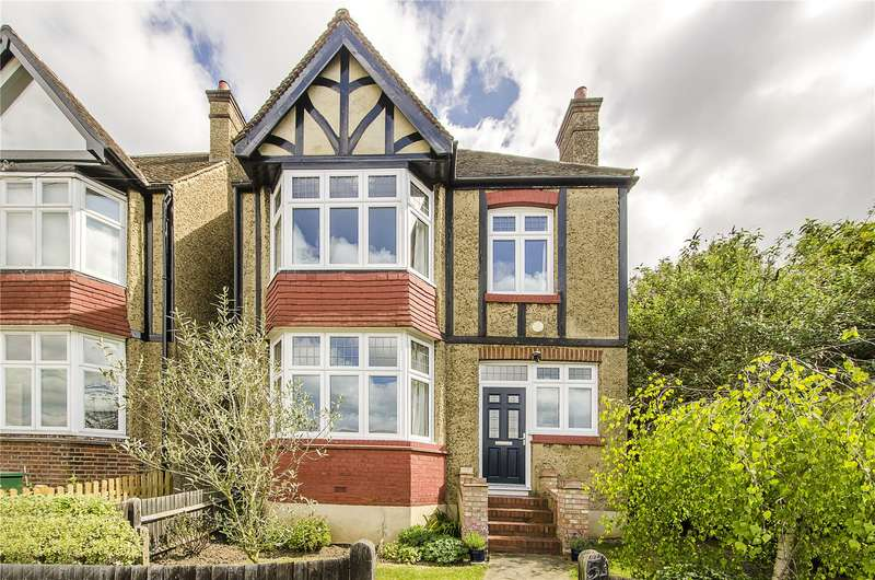 4 Bedrooms Semi Detached House for sale in Hill House Road, London, SW16
