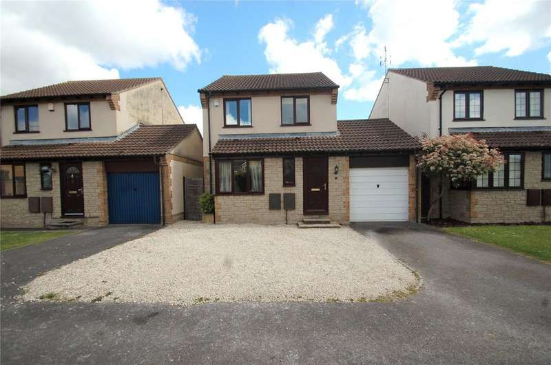 3 Bedrooms Detached House for sale in Walton Close, Bridgwater, Somerset, TA6