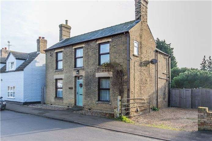 3 Bedrooms Detached House for sale in Denmark Road, Cottenham, Cambridge