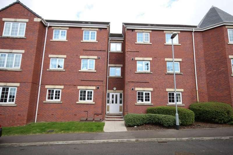 2 Bedrooms Apartment Flat for sale in Castle Lodge Square, Rothwell