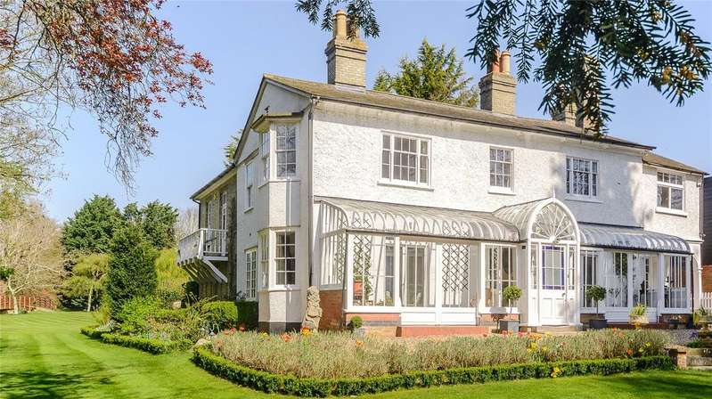 5 Bedrooms Unique Property for sale in Mill End, Standon, Ware, Hertfordshire, SG11