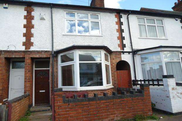 3 Bedrooms Terraced House for sale in Gwendolen Road, North Evington, Leicester, LE5