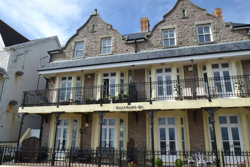 2 Bedrooms Apartment Flat for sale in WESTWARD HO, THE ESPLANADE, PORTHCAWL, CF36 3YW