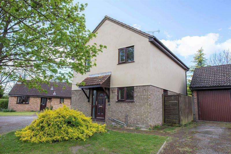 3 Bedrooms Detached House for sale in Elizabeth Drive, Chedburgh