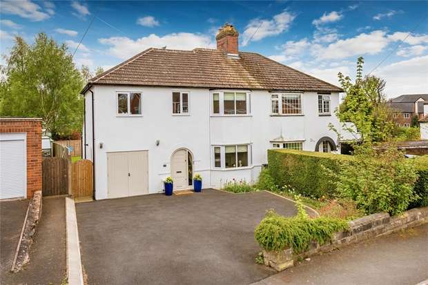 4 Bedrooms Semi Detached House for sale in 25 Goodwood Avenue, BRIDGNORTH, Shropshire