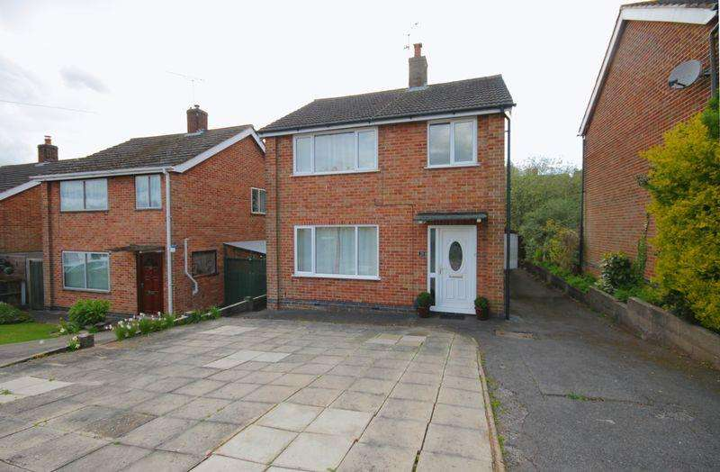 3 Bedrooms Detached House for sale in CHARLESTOWN DRIVE, ALLESTREE