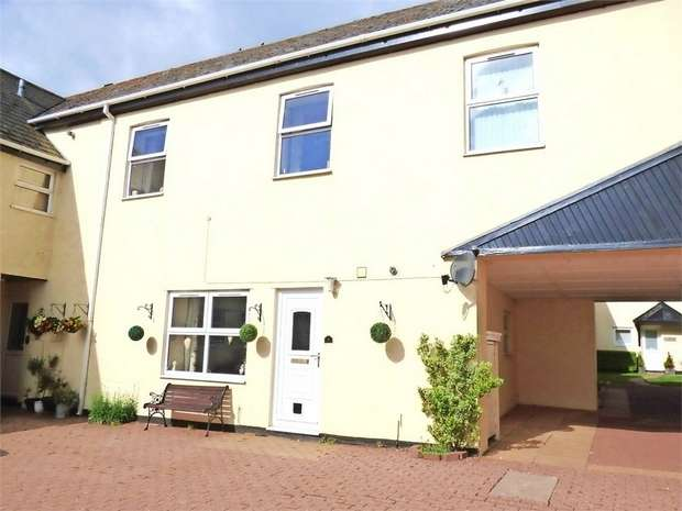 2 Bedrooms Terraced House for sale in West Lane, Blagdon, Paignton, Devon