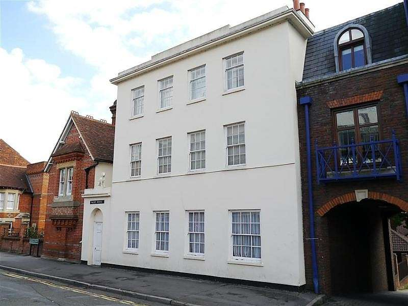 2 Bedrooms Apartment Flat for sale in Talbot House, Castle Street, Reading, RG1