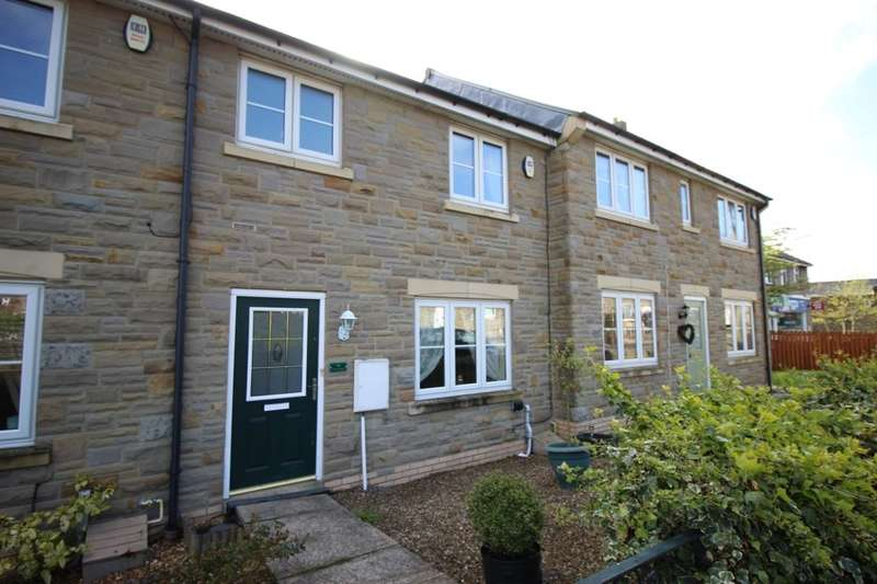 3 Bedrooms Property for sale in Percy Road, Shilbottle, Alnwick, NE66