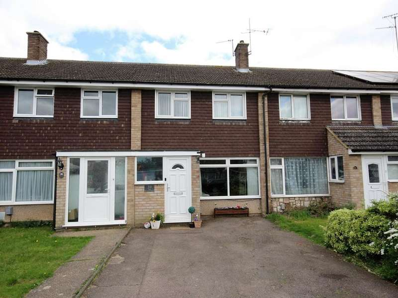 3 Bedrooms Terraced House for sale in Richmond Road, Westoning, Bedford, MK45