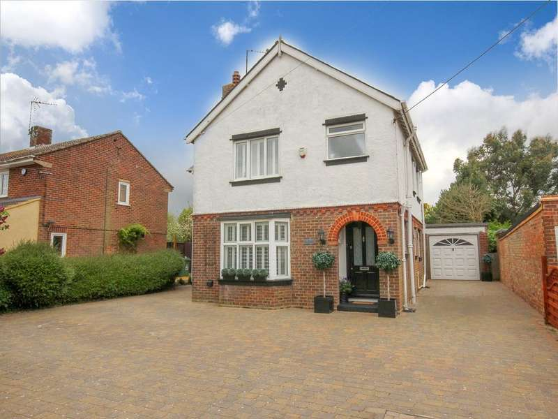4 Bedrooms Detached House for sale in Princes Street, Toddington, Dunstable, LU5