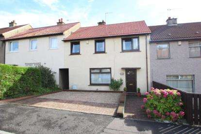 3 Bedrooms Terraced House for sale in Hendry Crescent, Kirkcaldy