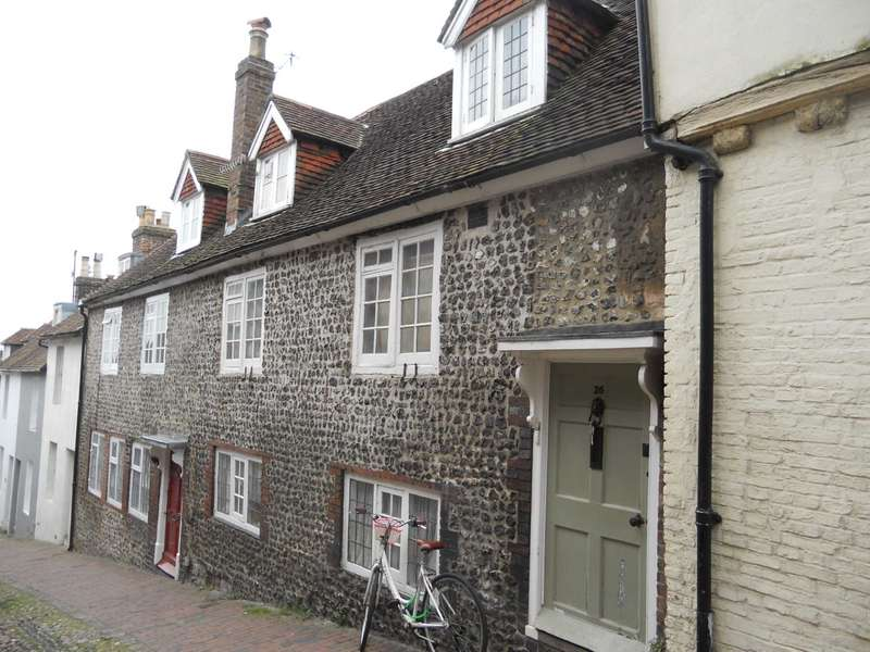 3 Bedrooms Cottage House for sale in Keere Street, Lewes