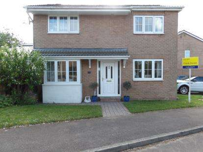 3 Bedrooms Detached House for sale in Thorpleigh Road, Woodthorpe, Chesterfield, Derbyshire