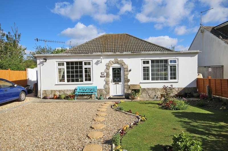 2 Bedrooms Detached Bungalow for sale in Barton Lane, Barton On Sea, New Milton