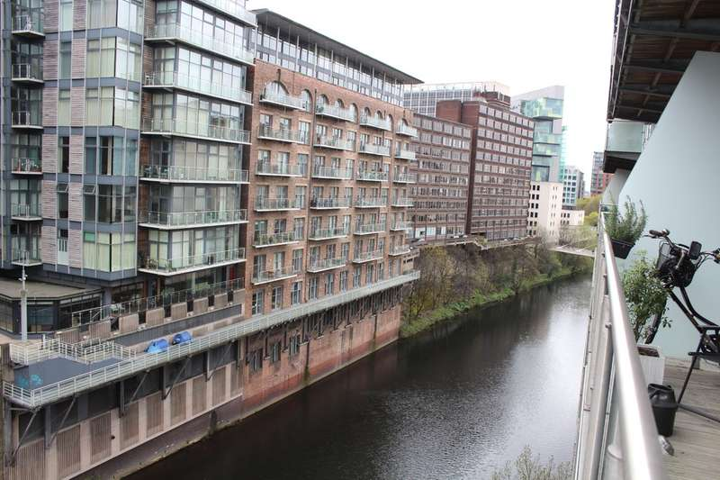 2 Bedrooms Flat for sale in The Edge, Great Clowes Street, Salford