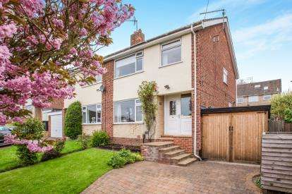 3 Bedrooms Semi Detached House for sale in Aspin Park Drive, Knaresborough, ., North Yorkshire