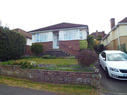 3 Bedrooms Bungalow for sale in Lordswood, Southampton, Hampshire