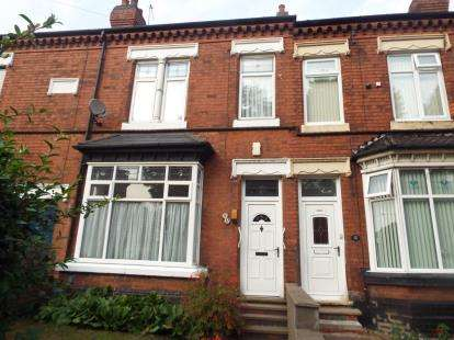 4 Bedrooms Terraced House for sale in Hob Moor Road, Small Heath, Birmingham, West Midlands