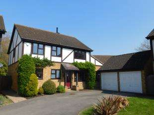 4 Bedrooms Detached House for sale in Granary Close, Weavering, Maidstone, Kent