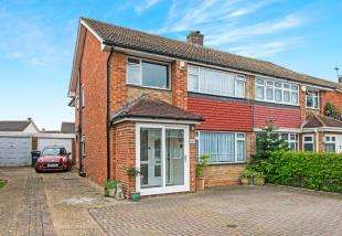 4 Bedrooms Semi Detached House for sale in Imperial Drive, Gravesend, Kent