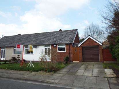 2 Bedrooms Bungalow for sale in Thorns Road, Astley Bridge, Bolton, Greater Manchester, BL1