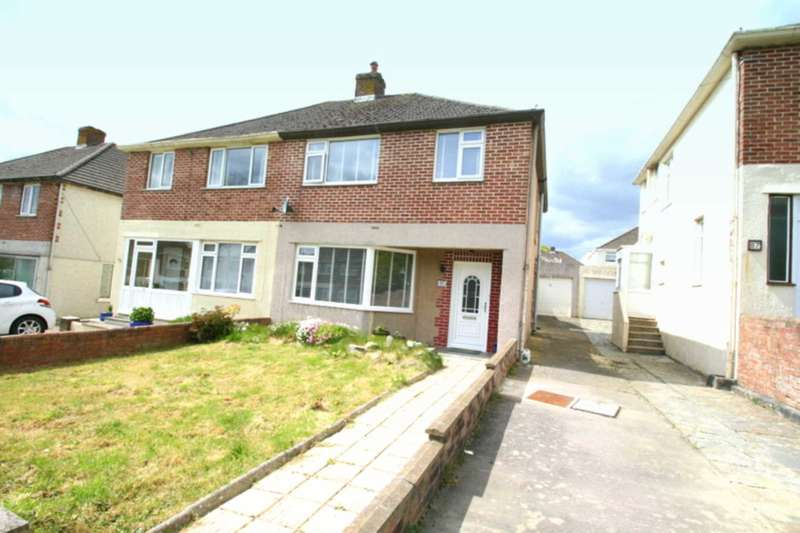3 Bedrooms Semi Detached House for sale in Larkham Lane, Plympton