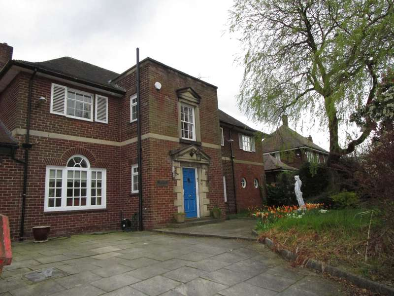 4 Bedrooms Detached House for sale in Tandlehill Road, Royton