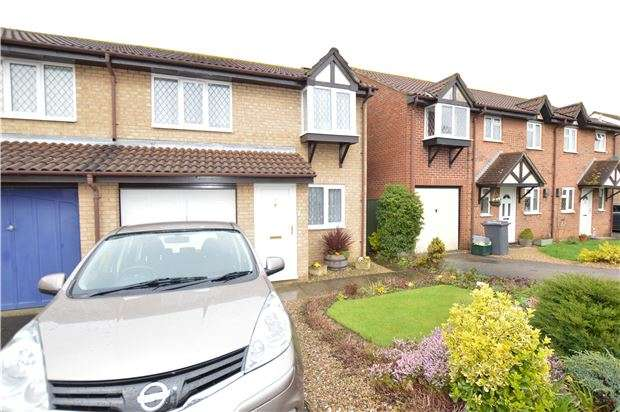 3 Bedrooms Semi Detached House for sale in Home Orchard, Yate, BRISTOL, BS37 5XQ