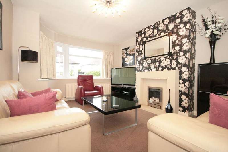 3 Bedrooms Semi Detached House for sale in Montrose Drive, Churchtown, Southport, PR9 7JA