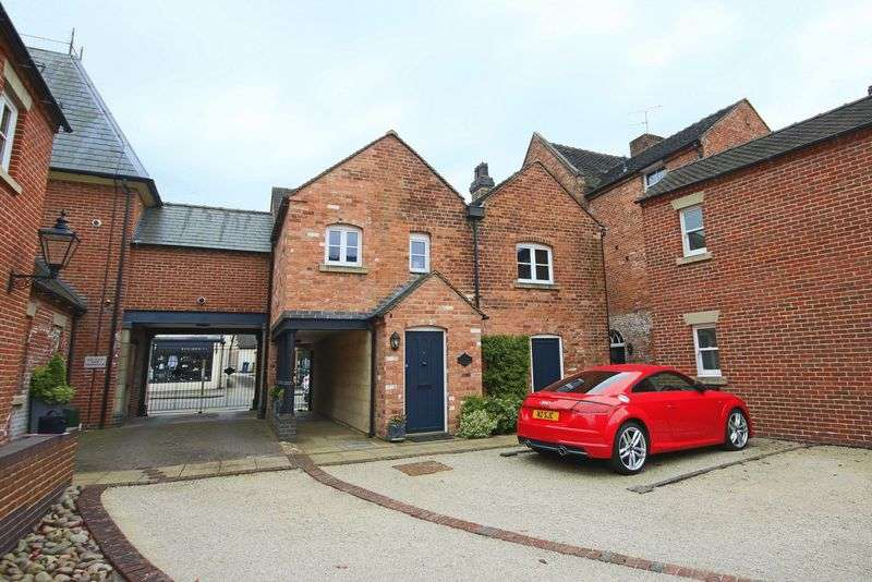 2 Bedrooms Flat for sale in Yates Yard, Eccleshall, Stafford