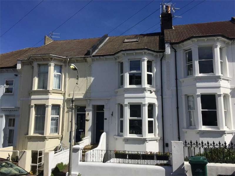 4 Bedrooms Terraced House for sale in Port Hall Place, BRIGHTON, East Sussex
