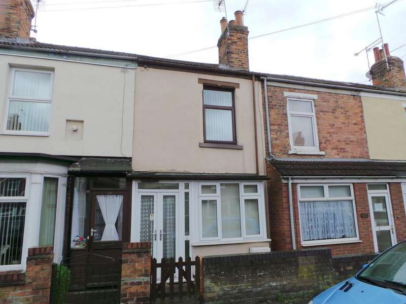 2 Bedrooms Terraced House for sale in Ashcroft Road, Gainsborough