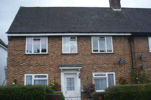 3 Bedrooms Maisonette Flat for sale in BEECHWOOD GARDENS, CENTRAL SLOUGH