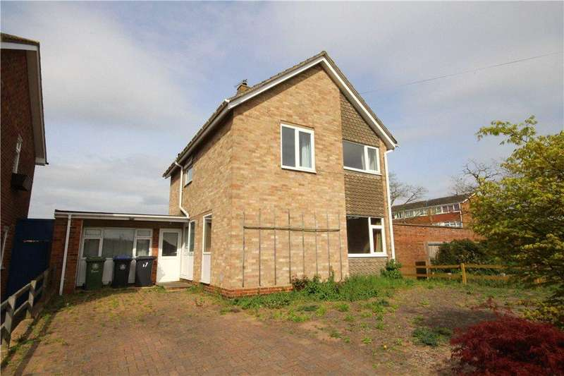 3 Bedrooms Link Detached House for sale in Drayton Close, Stratford-upon-Avon, CV37
